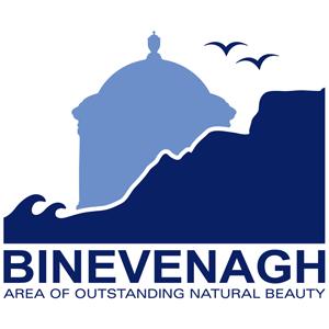 Binevenagh AONB logo