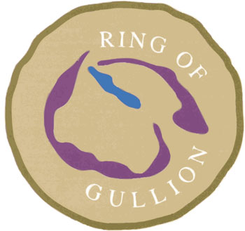 Ring of Gullion logo